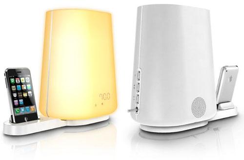 Philips giới thiệu đèn báo thức ánh nắng mặt trời