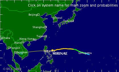 Biển Đông sắp có bão mạnh