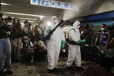 Mexico lại bùng phát dịch cúm mới