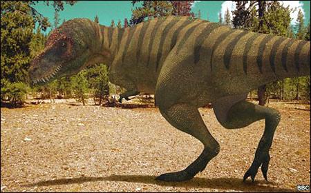 Phát hiện mới về họ hàng của khủng long bạo chúa