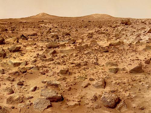 Bùn chảy trên Sao Hỏa không giống Trái đất?