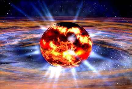 Phát hiện mới về sự hình thành của sao Neutron