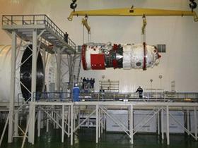 Nga đã phóng thành công tàu vũ trụ lên ISS