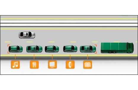 """Giải pháp """"3 trong 1"""" cho giao thông đô thị"""