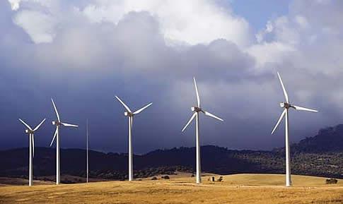 Điện gió ở Tây Ban Nha