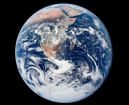 Trái đất đang âm thầm cứu môi trường