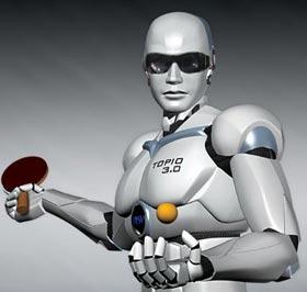 Robot Việt Nam dự triển lãm lớn nhất thế giới