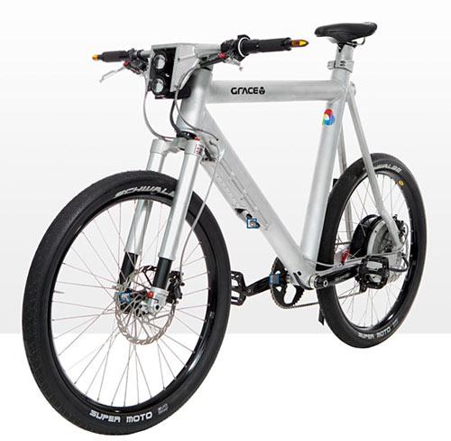 Grace - Siêu xe đạp điện