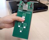 Nhật Bản phát triển remote điều khiển không cần pin