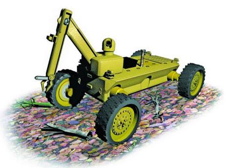Robot tạo năng lượng nhờ côn trùng và cây cỏ