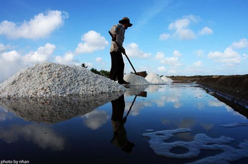 Na Uy chuẩn bị sản xuất điện sạch từ muối