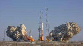 Nga phóng vệ tinh cho châu Âu