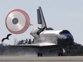 Tàu Atlantis và phi hành đoàn đã trở về Trái Đất