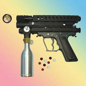 Công nghệ đồ chơi giảm tính sát thương của súng quân dụng