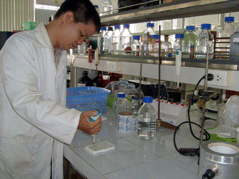 Bộ kit phát hiện thịt nhiễm Clenbuterol
