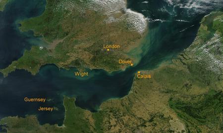 Tìm ra thủ phạm chia cắt Anh và Pháp