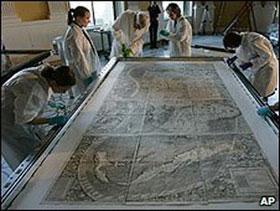 Khám phá tấm bản đồ làm thay đổi thế giới