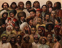 Người châu Á có nguồn gốc từ Đông Nam Á