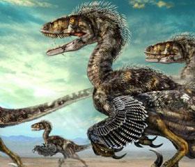 Phát hiện vết tích cổ nhất của loài khủng long Deinonychus