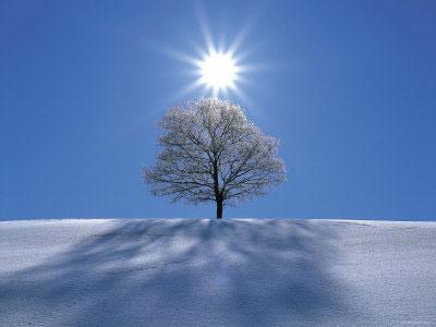 Mặt trời nguy hiểm hơn vào mùa đông