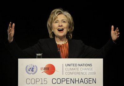 Mỹ chi tiền để cứu hội nghị khí hậu
