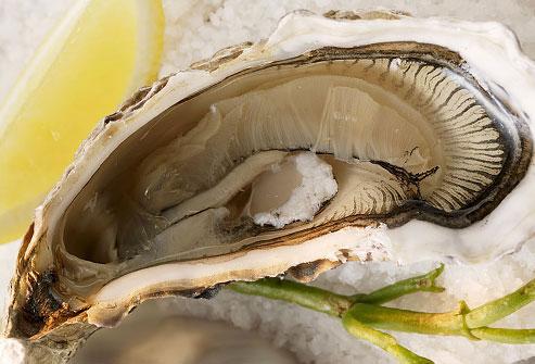 Hàu biển rất giàu khoáng chất zinc giúp tăng cường khả năng miễn dịch cho cơ thể bạn. Ngoài ra, ăn hàu biển cũng giúp chữa lành vết thương nhanh hơn.