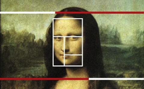 Leonardo da Vinci đã dùng tỷ lệ này vẽ chân dung Mona Lisa và Vitruvian Man.