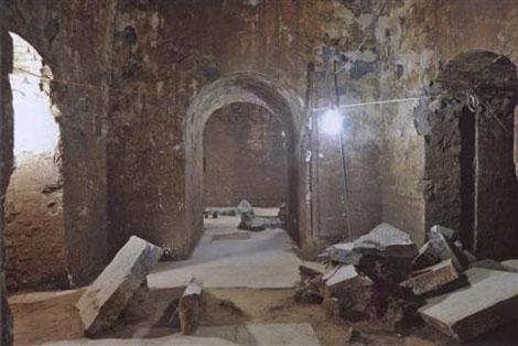 Khám phá lăng mộ Tào Tháo