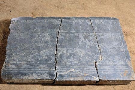 Những thứ tìm thấy trong mộ Tào Tháo