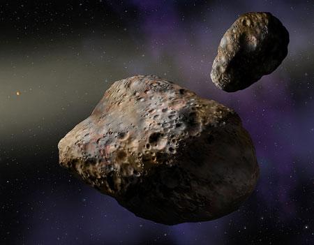 Nhật Bản phát hiện 4 thiên thạch nhỏ ở Nam Cực