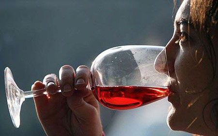 Rượu uống no mà không say
