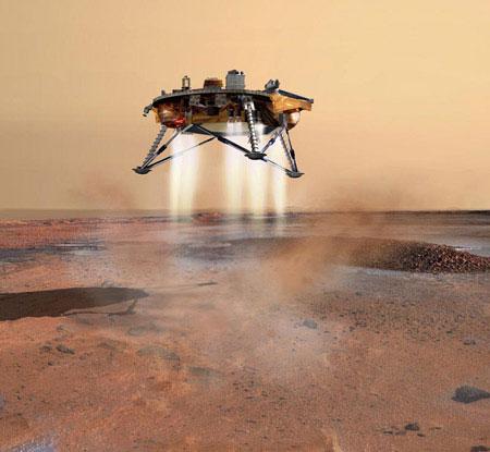 Số phận bí hiểm của thiết bị thăm dò sao Hỏa