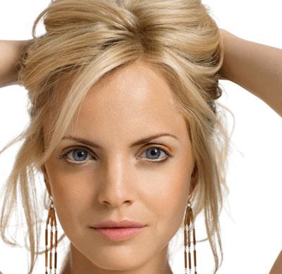 Phụ nữ tóc vàng nóng tính hơn