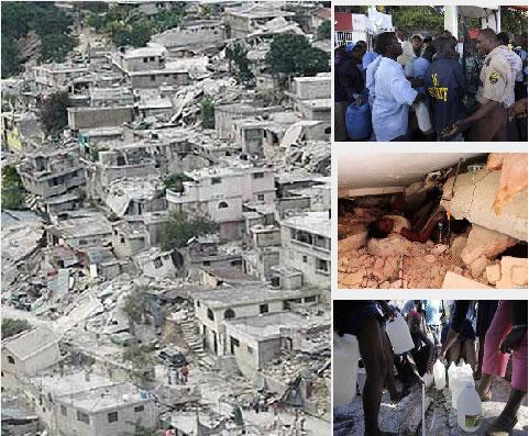 Thảm họa nhân loại ở Haiti: Đôi điều lý giải