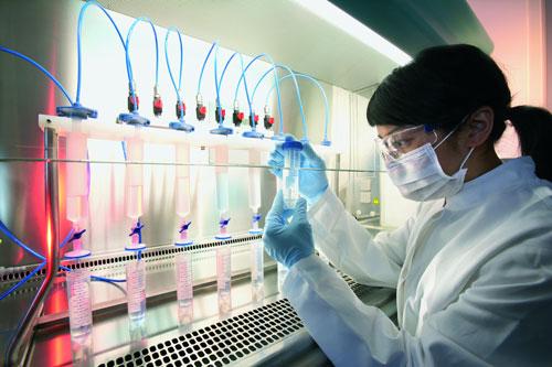 Bước đột phá trong sản xuất vắcxin phòng sốt rét