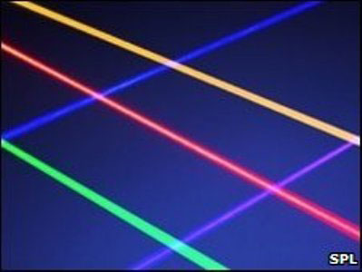 Tia laser màu có thể ngừng hoạt động não bộ