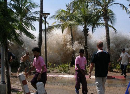 Nguy cơ sóng thần dữ dội ở Thái Bình Dương