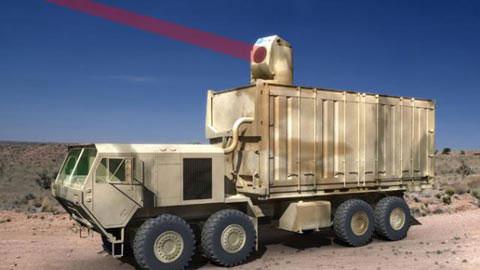 Quân đội Mỹ sẽ tác chiến với tốc độ ánh sáng