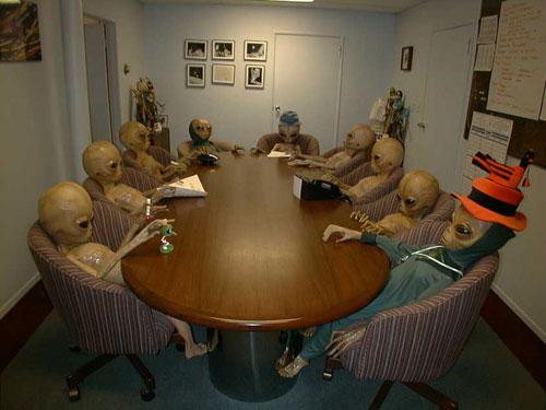 Sinh vật ngoài hành tinh cũng giống con người?