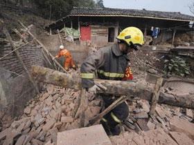 Động đất 5 độ Richter ở tỉnh Tứ Xuyên, Trung Quốc