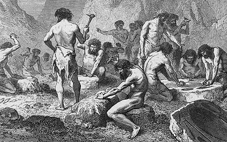 Phẫu thuật cắt cụt chi có từ 7.000 năm trước