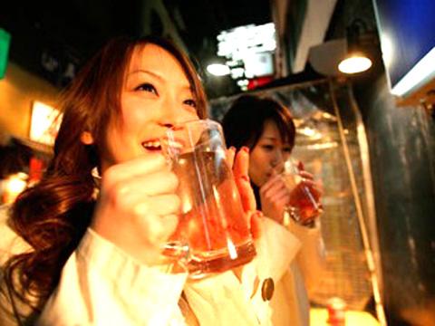 Biến đổi gene khiến người châu Á đỏ mặt khi uống rượu