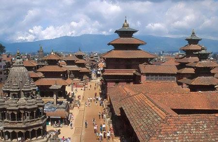 Nepal sắp hứng chịu động đất giống Haiti