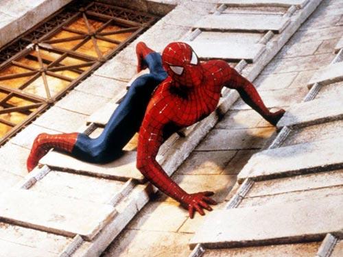 Thiết bị giúp người bình thường thành người nhện