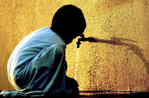 Nỗi ám ảnh thiếu nước