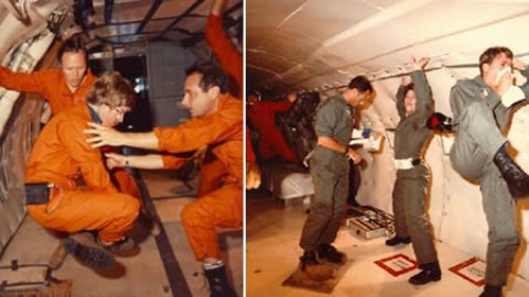 Những điều ít biết về các phi hành gia
