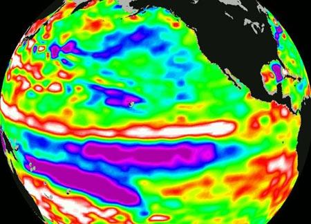 Có thể dự báo hiện tượng El Nino sớm hơn
