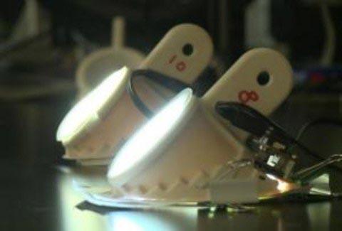 Đèn sợi nano hiệu suất cao