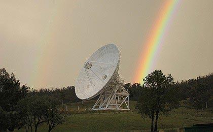 NASA xây hai trạm quan sát vũ trụ tại Australia