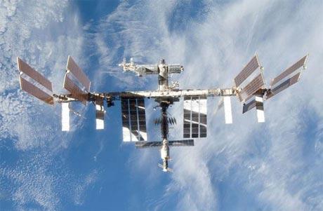 Lịch sử Trạm không gian quốc tế qua ảnh
